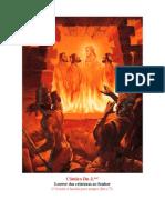 Catequese - Todas as Criaturas Louvem Ao Senhor - Daniel 3-52-57