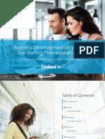Staffing Business Development Guide Updated