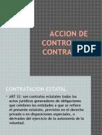 Contratacion Estatal y Accion