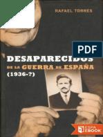 Desaparecidos de La Guerra de E - Rafael Torres