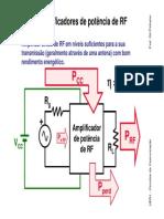 Amplificadores de Potencia de RF