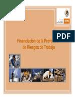 4. Financiación de La Prevención de Riesgos de Trabajo