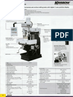 Modul mesin milling