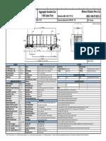 GBS 1180 F12021 RevC Dimensión de Vagón de Chinalco