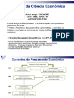 1 - Introdução à Economia