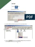 EPP2008 Server - Backup Tape
