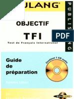 Objectif TFI - Guide de Préparation-