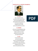 23. Olavo Bras Martins Dos. Estrellas. Fragmento