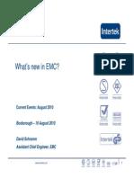 EMC Trends