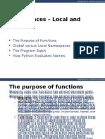 Cs100 2014F Lecture 11 Namespaces