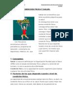 Condicion Fisica y Salud