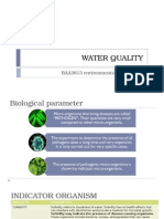Chapter 1 Biological Water Quality