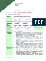 Modulo Fundamentos Preclínicos Del Cuidado i ( 2015)