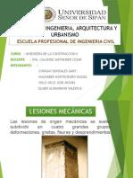 Lesiones Mecanicas Expo