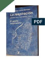 La Respiracion, Blandine Calais