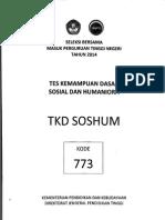 SOSHUM 773