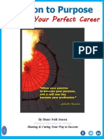 Passion to Purpose DISCOVER YOUR Perfect Career