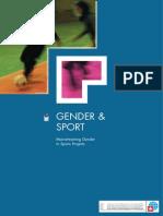 Gender Sport OECD