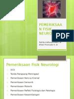 Pemeriksaan Fisik Neurologi (1)