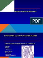 SINDROMES CLINICOS RENALES