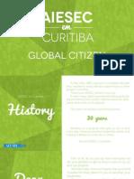 AIESEC Curitiba - IGCDP Booklet 2015.1