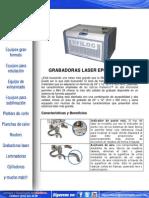 Grabadoras Laser Epilog Mini 24