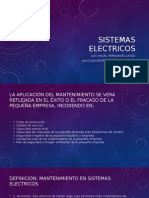 exposcion sistemas electricos