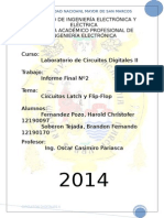 Informe Final 2 - Circuitos Digitales II
