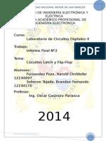 Informe Final 2 - Circuitos Digitales II