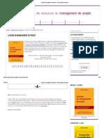 Lexique Du Management de Projet - Toute La Gestion de Projets