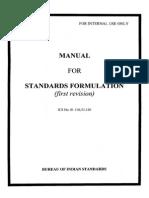 BIS Manual