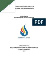 Pedoman_skripsi Prodi Sistem Komputer 2014