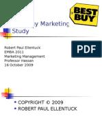 Best Buy Marketing Case Study Robert Paul Ellentuck