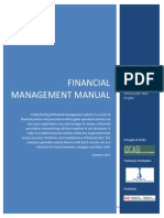 Financial Management Manual v. FINAL