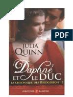 Daphné et le duc