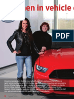 Women in Vehicle Engineering