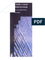 La formación y el desarrollo profesional del profesorado  cap 1 y 2 F. Imbernon.pdf