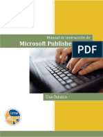 Manual Publisher 2013