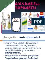 Antropometri, Kms Dan gy