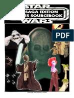 Saga Species Sourcebook