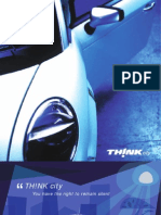 Think city brochure English