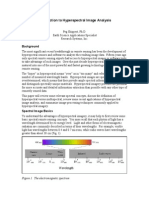 Introduction to Hyperspectral Image Analysis