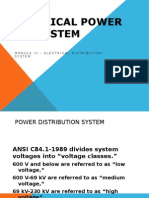 Modul 4-Electrical Distribution System