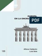 CJ 188, Eropa en la Encrucijada - Alfons Calderón & Luis Sols