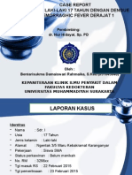 Case Report DHF Dr. Nur