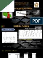 Diseño a Flexion de Acero