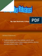 Askep Halusinasi