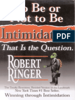 Robert Ringer - Winning Through Intimidation