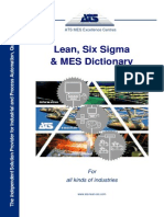 ATS Whitepaper - Dictionary Lean, Six Sigma, MES - GB