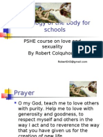 Theology of the Body for Schools